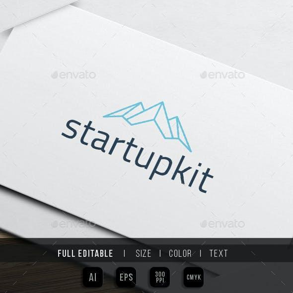 Mountain Growth - Startup Elevate Logo