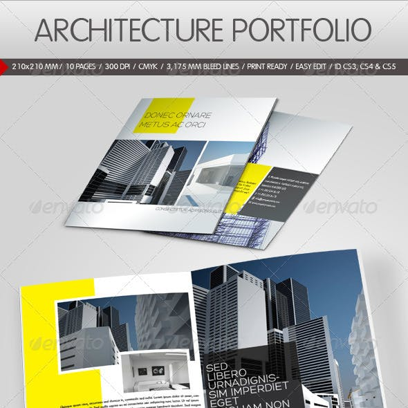 Construction Company Brochure
