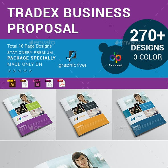 Tradex Business Propsal