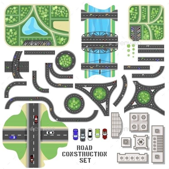 Road Construction Set