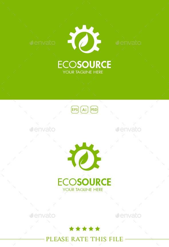 Gear Logo - Nature Logo Templates