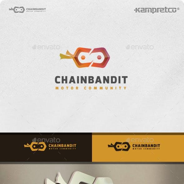 Chain Bandit Logo