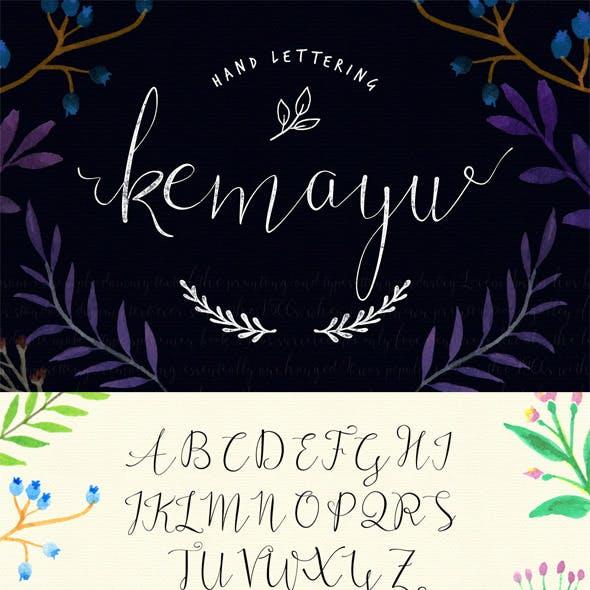 Kemayu Hand Lattering