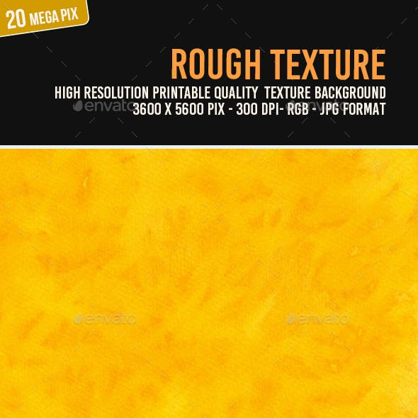 Rough Yellow Texture 035