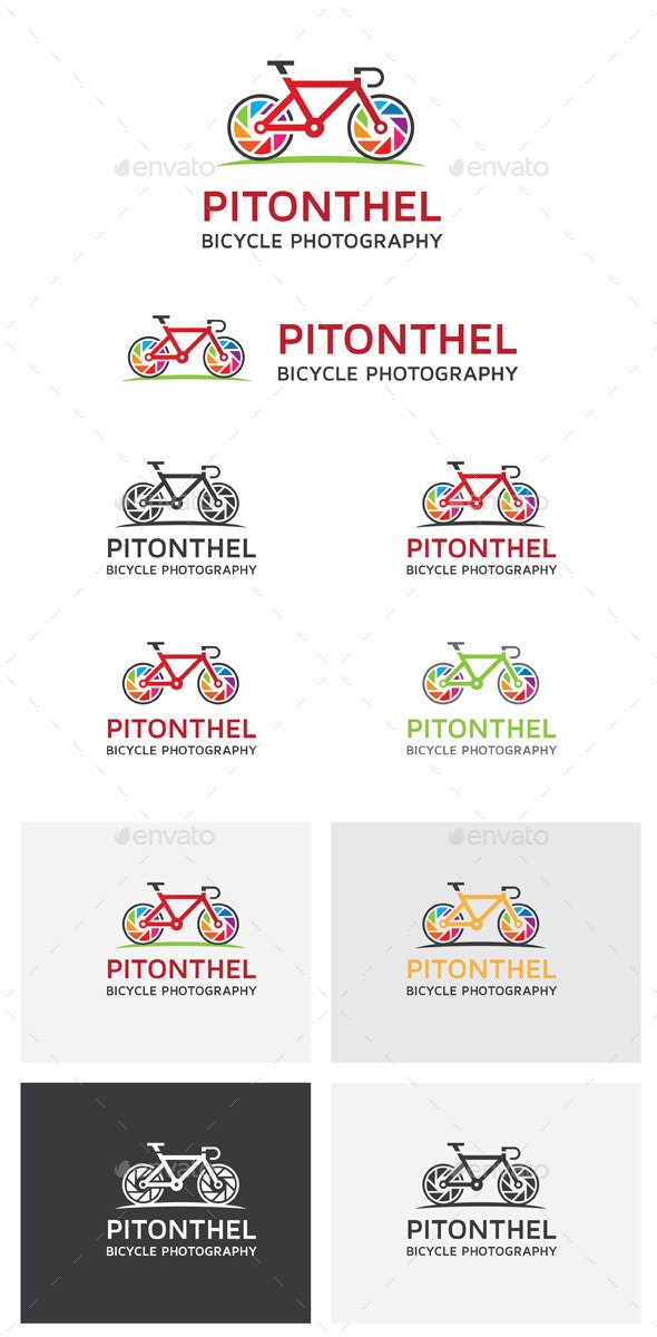 Pitonthel - Objects Logo Templates