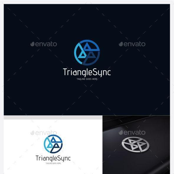 Triangle Sync Logo