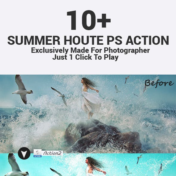 10+ Summer Houte Ps Action