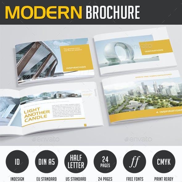 Modern Image Brochure