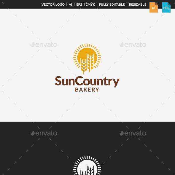 Sun Country Bakery Logo