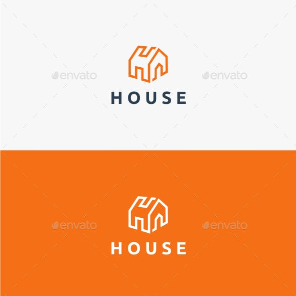 House - Logo Template