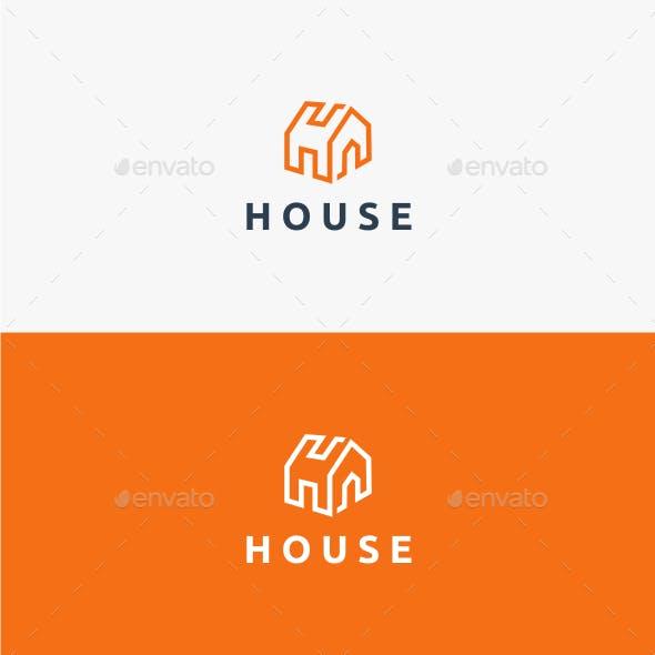 House - Logo Template