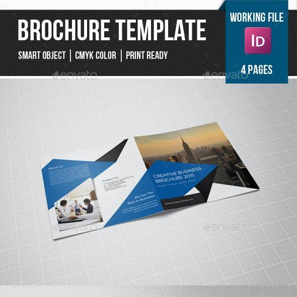 Square Bifold Brochure-V17