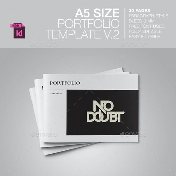 A5 Portfolio Template V.2