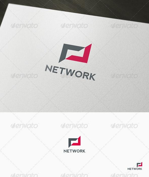 Minimal Abstract Logo - Abstract Logo Templates