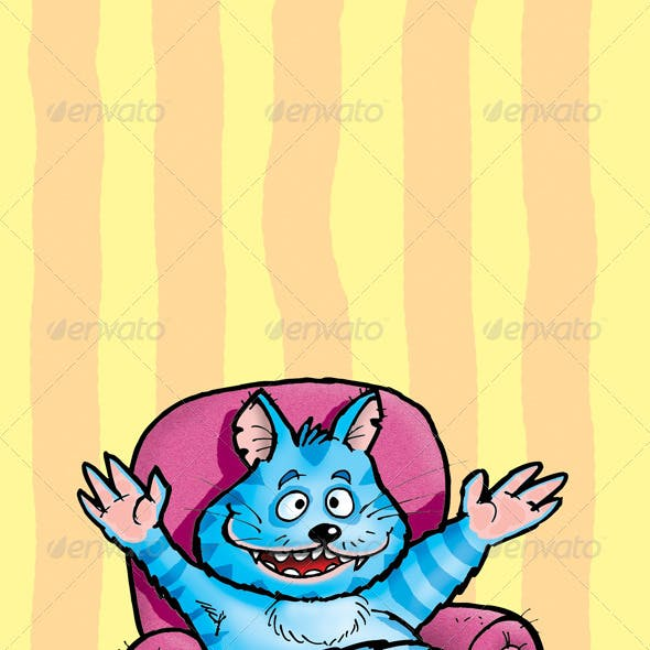 Cat in the Chair