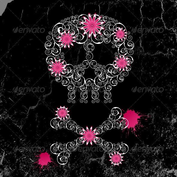 Emo Background - Miscellaneous Vectors