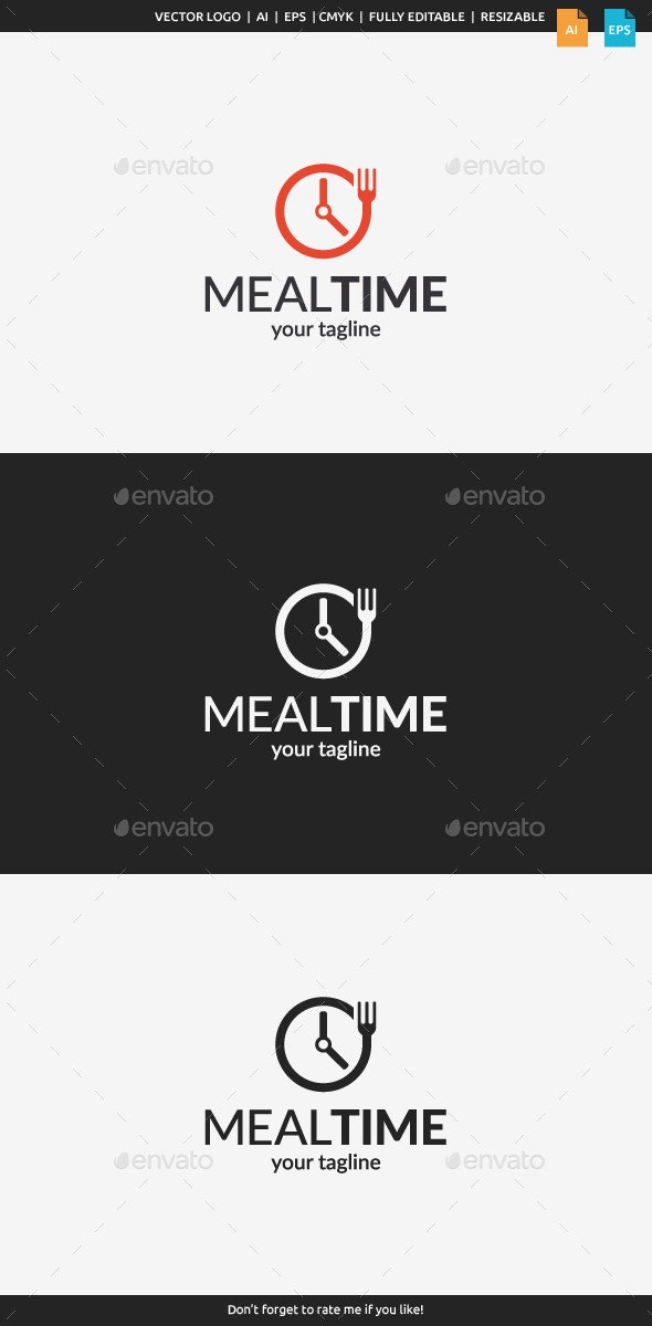 Meal Time Logo