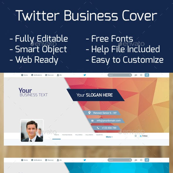 Business Twitter Cover