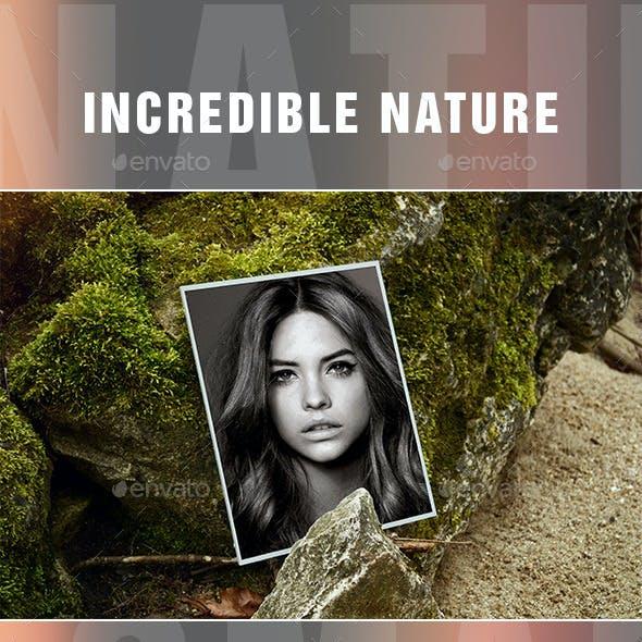 Photo Mock-up Nature