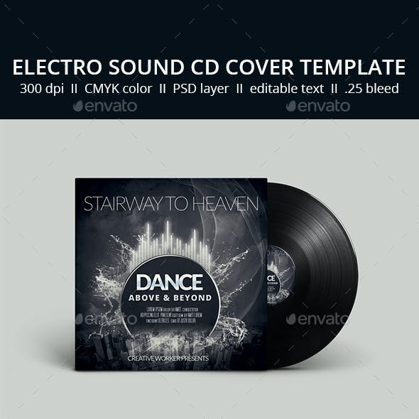 Dance CD cover