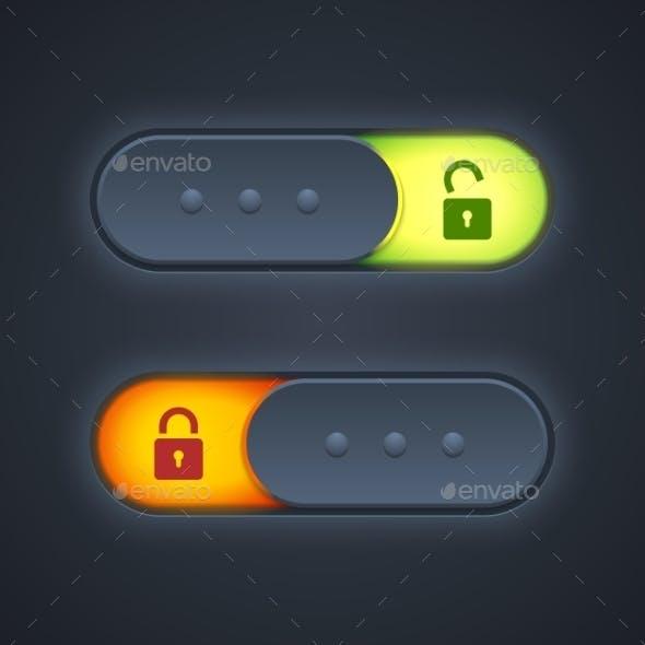 Lock or Unlock Switcher