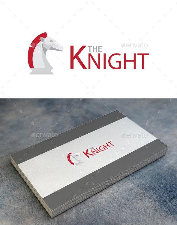 Chess Knight Logo Template - Animals Logo Templates