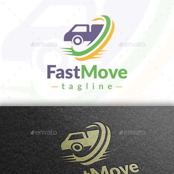 Transport Logo Template