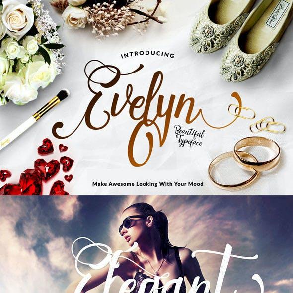 Evelyn Script