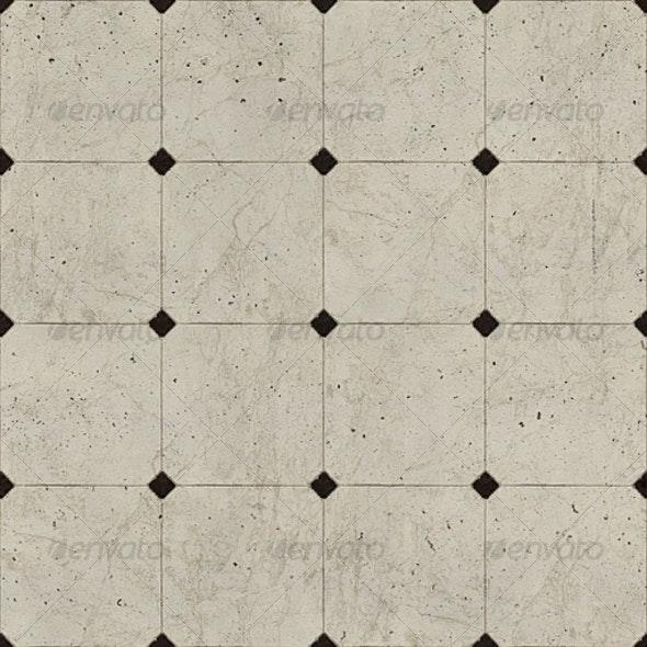 White Tile - Stone Textures