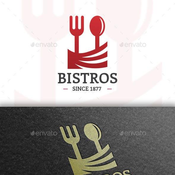 Restaurant Modern Logo