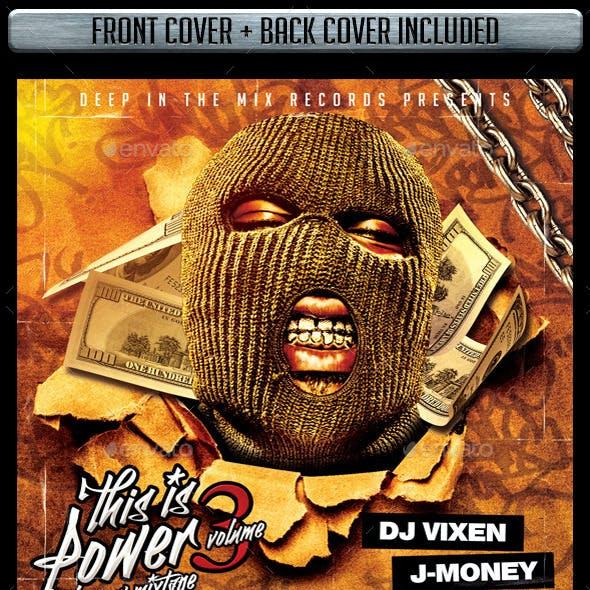 Mixtape CD Cover