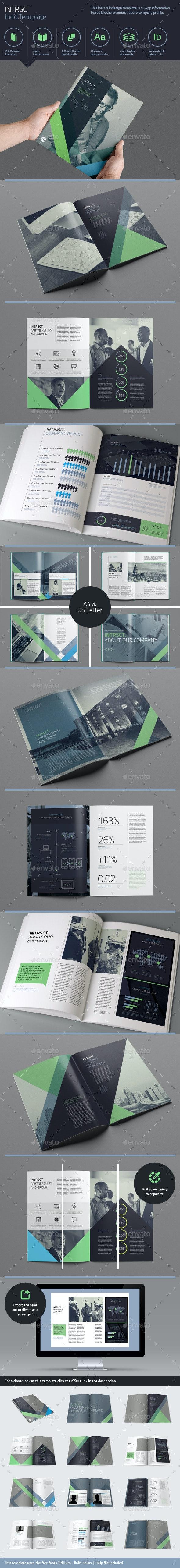 Intrsct Brochure - Corporate Brochures
