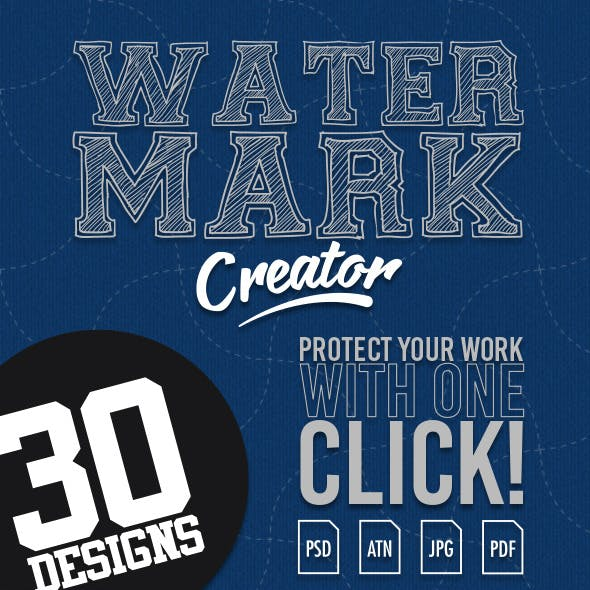 Watermark Creator - Complete Collection