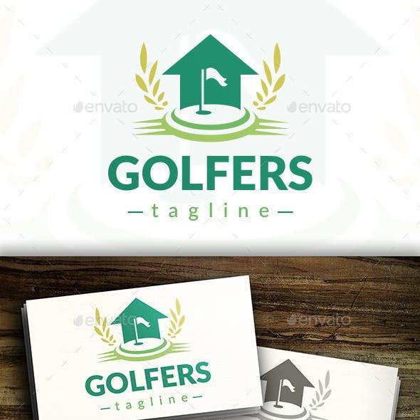 Golf House Logo