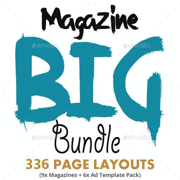 Photoshop Magazine Big Bundle