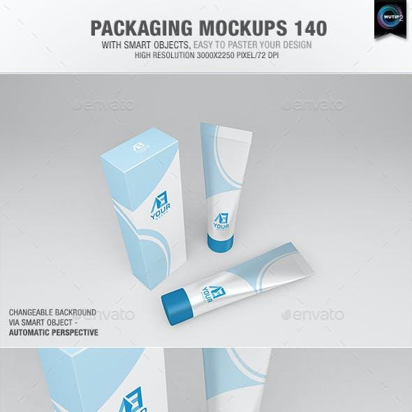 Packaging Mock-ups 140