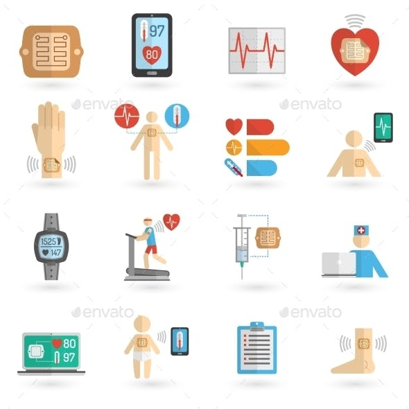 Wearable Smart Icons