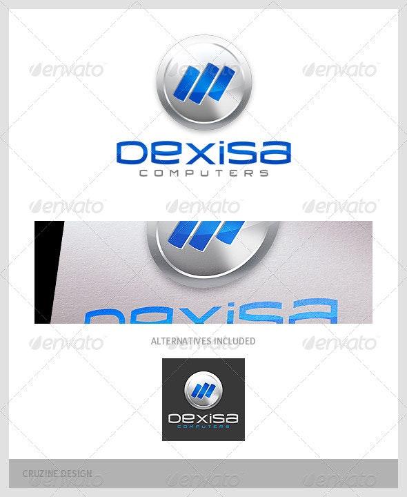 Metalic Logo - Symbols Logo Templates