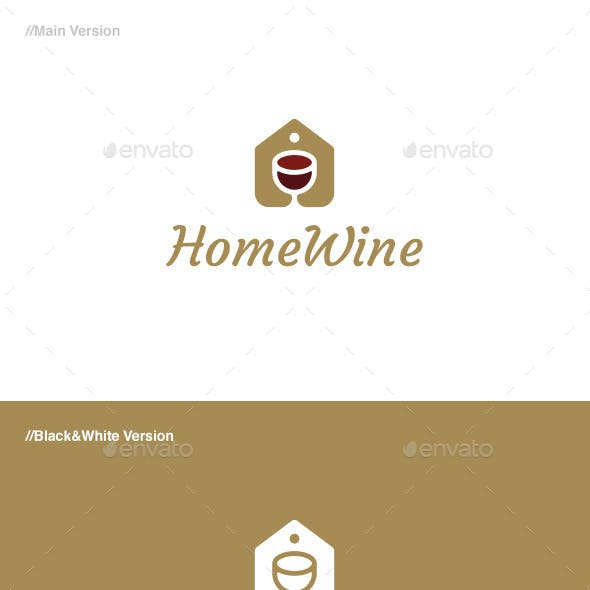 Home Wine Logo