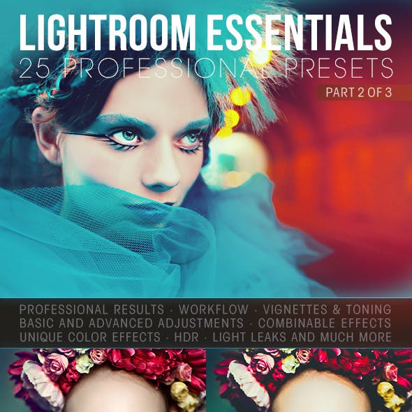 25 Essential Lightroom Presents - Part 2