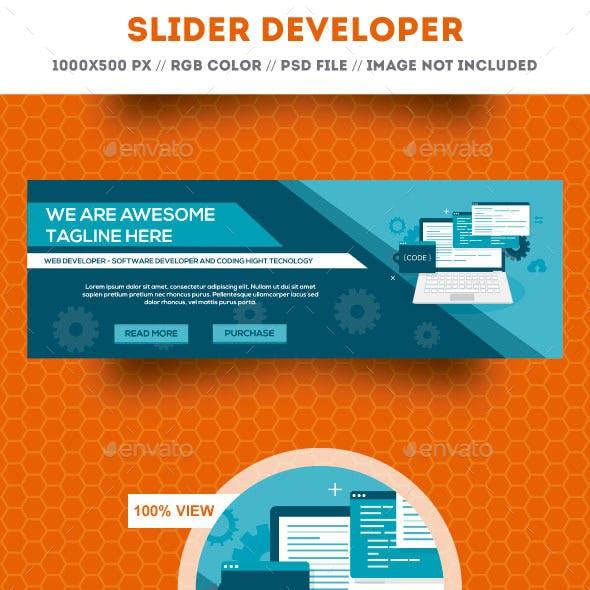 Developer Slider
