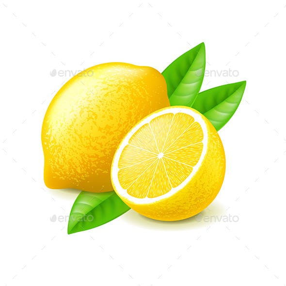 Lemon and Slice