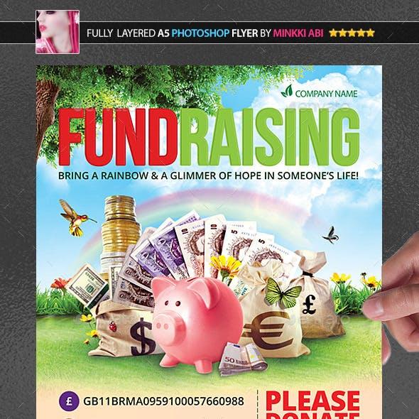 Fundraising Poster/Flyer