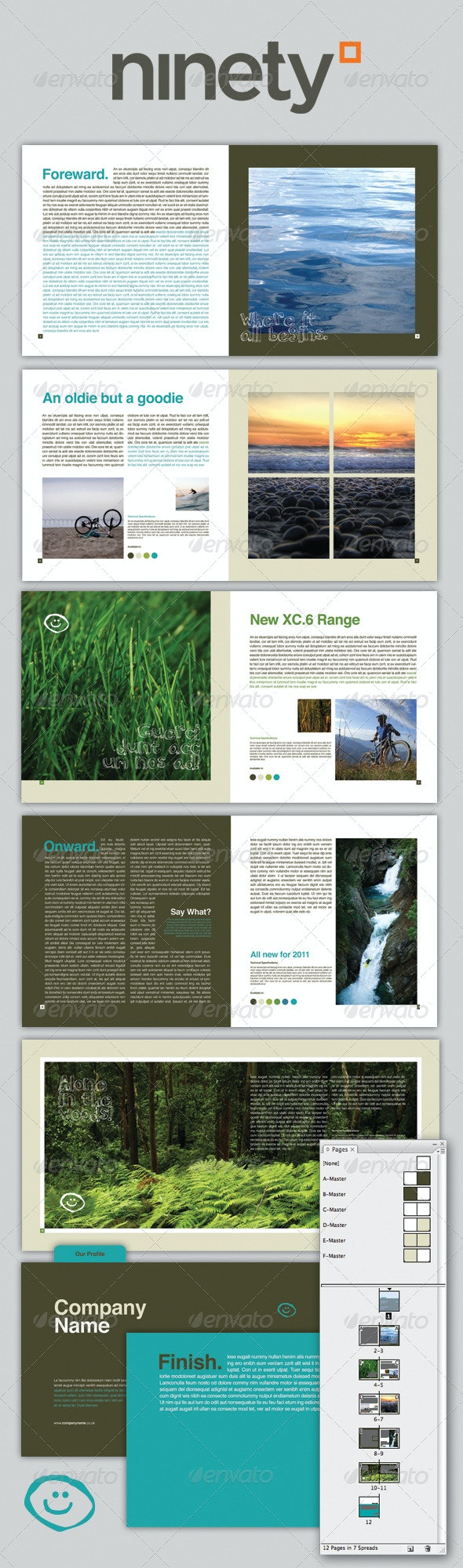 Generic Brochure - Corporate Brochures