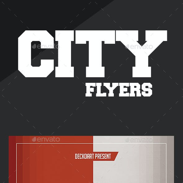 City Flyer Party