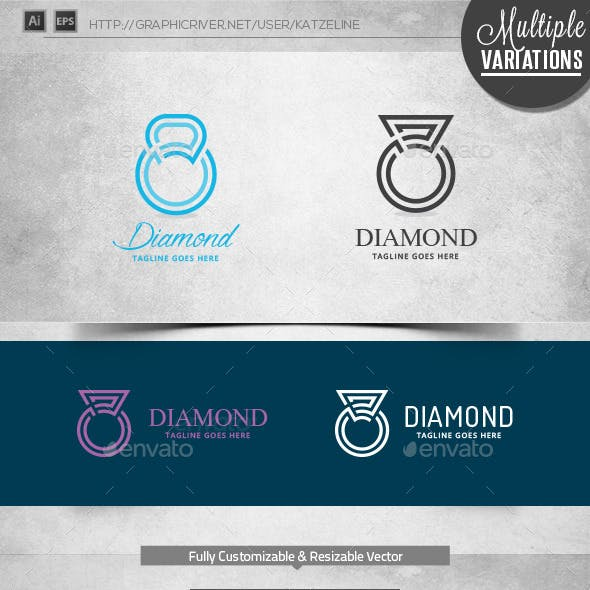 Diamond - Logo Template