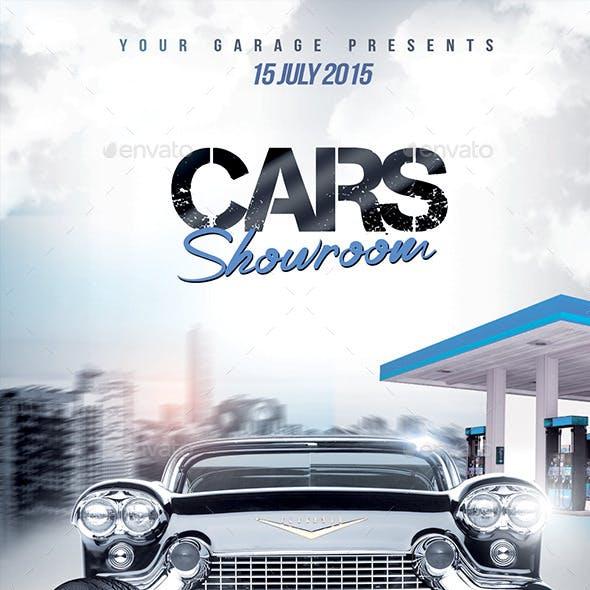 The Car Showroom