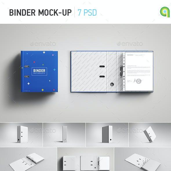 Binder Mock-Up