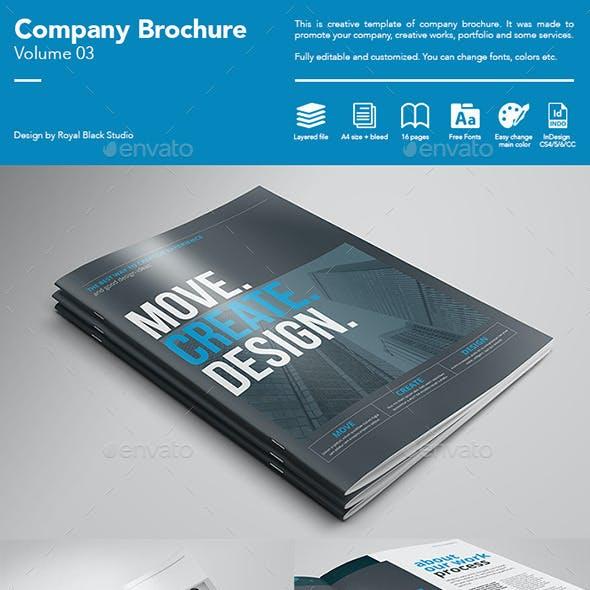 Company Brochure Vol.3