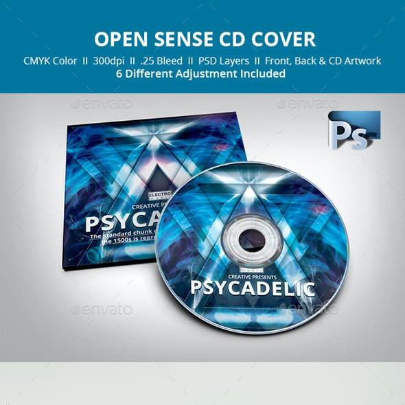 Open Sense CD Cover